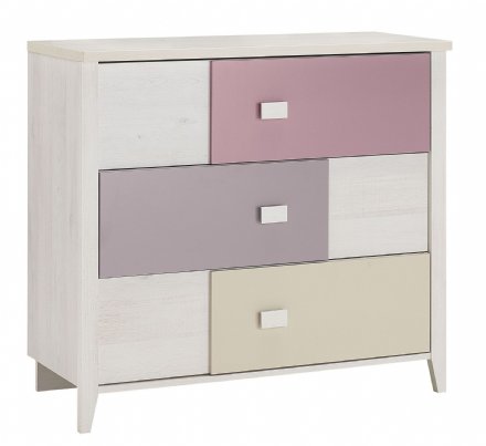 The Charly Customisable Chest of Drawers
